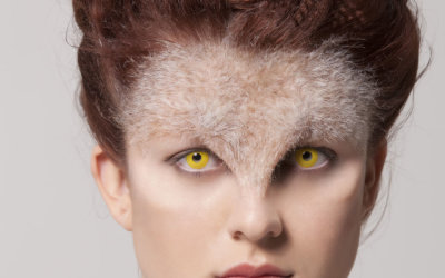 Make up Special Effects by Olga Mykula 2013